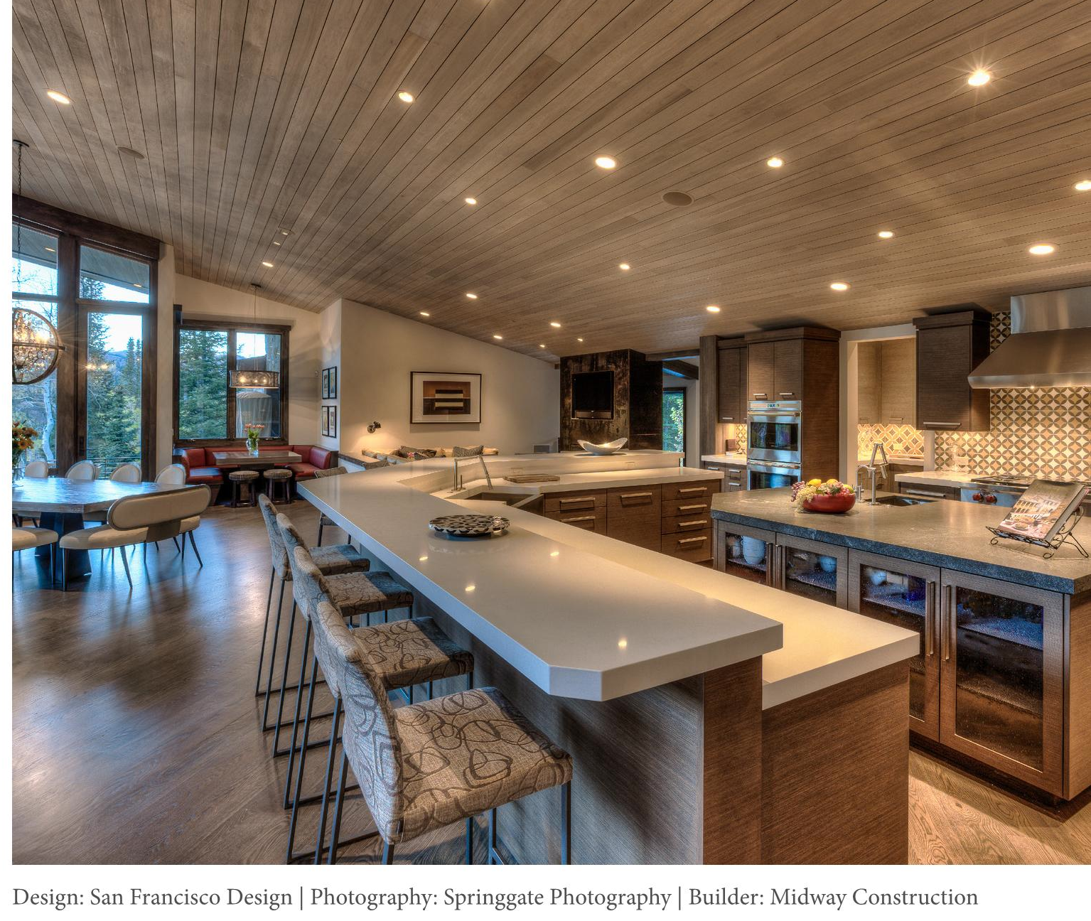 Home Ward Design Utah: Park City Interior Designers
