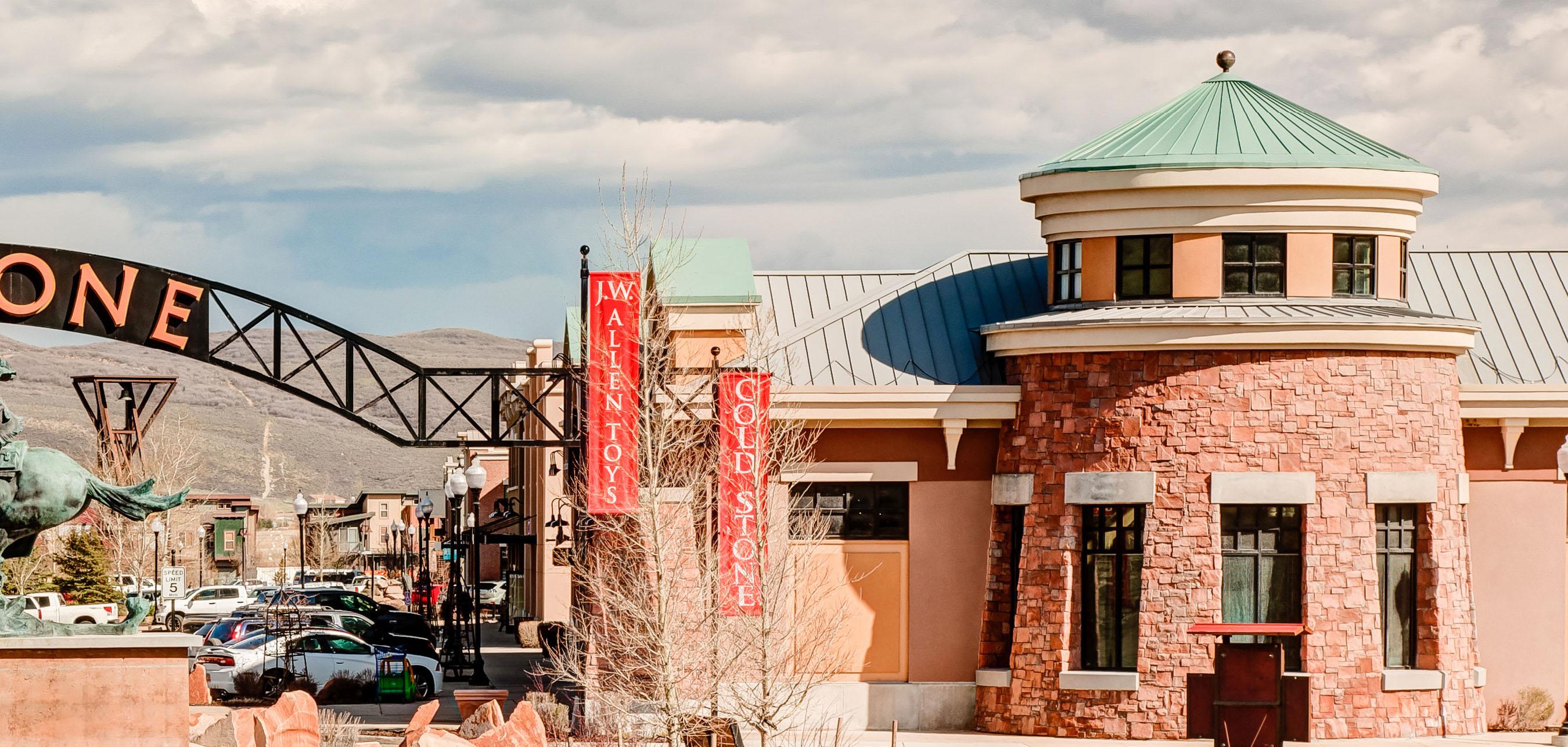 Redstone Shopping Mecca Mountain Express Magazine Park Citys - Redstone theaters park city ut
