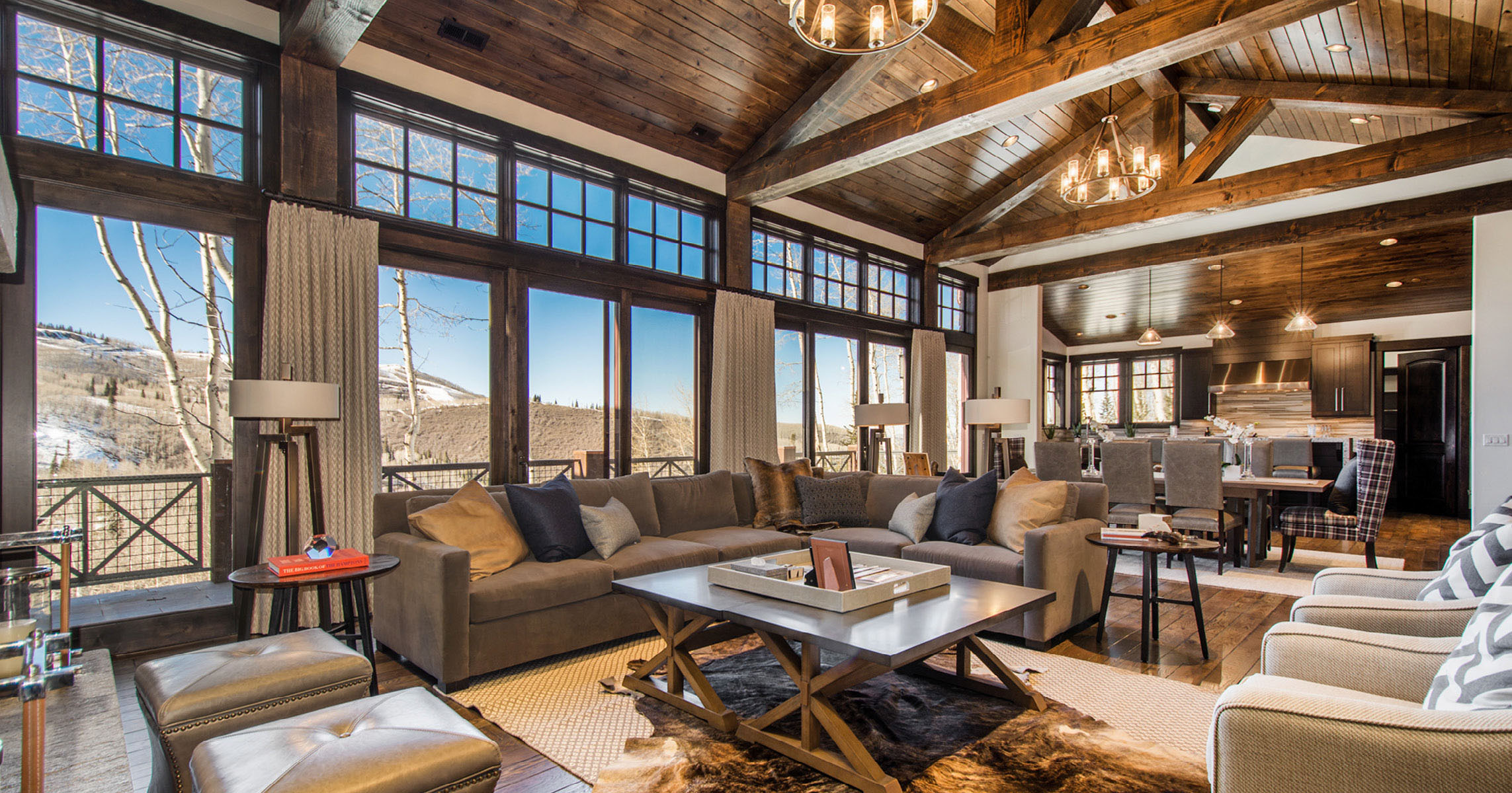 Nestled In The Alpine Splendor Of Empire Pass, The Belles Is Appropriately  Named; This Village Of 17 Homes Truly Is The Most Beautiful In The Area.