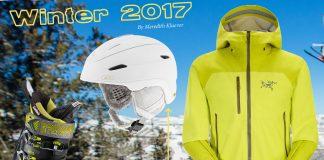Technica Cochise 120 - Park City Boot - Giro Strata Mips Helmet - Jans - Arc'Teryx Tantalus Jacket - Christy Spots