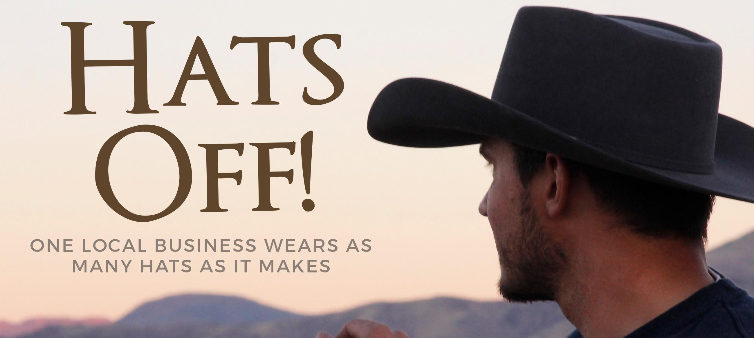 1dba188e03d Hats OFF! - Burns Cowboy Shop - Mountain Express Magazine