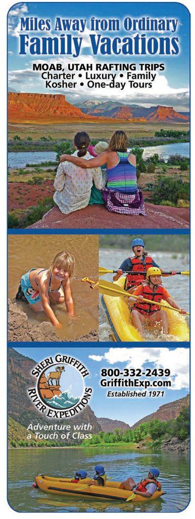 Rafting Park City Utah