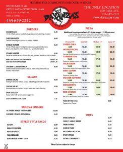 Davanza's Pizza - Park City