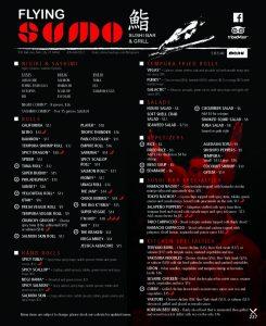 Flying Sumo Sushi - Park City
