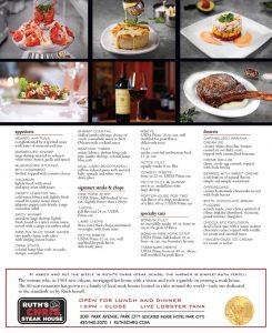 Ruth's Chris Steak House - Park City