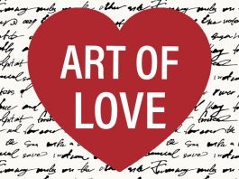 Kimball Art Center - Art of Love Event - Valentines Day 2019