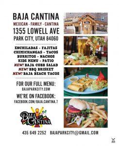 Baja Cantina - Park City Mountain