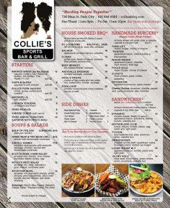 Collie's Sports Bar & Grill - Main Street