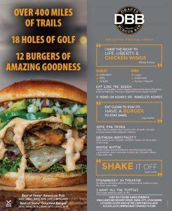Drafts Burger Bar - Westgate Park City