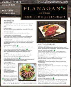 Flanagan's Irish Pub - Main Street