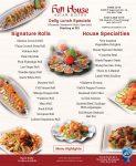 Full House Asian Bistro - Kimball Junction