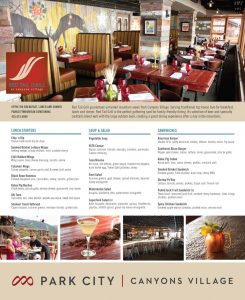 Red Tail Grill - Canyons Village