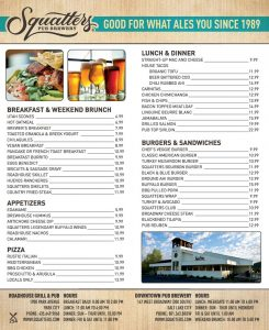 Squatters Pub & Brewery - Park City