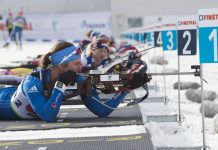 IBU Open European championships biathlon, single mixed relay, Ridnaun (ITA)