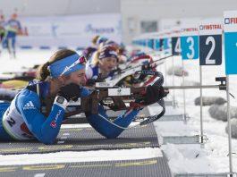 IBU Open European championships biathlon, single mixed relay, Ridnaun (ITA)