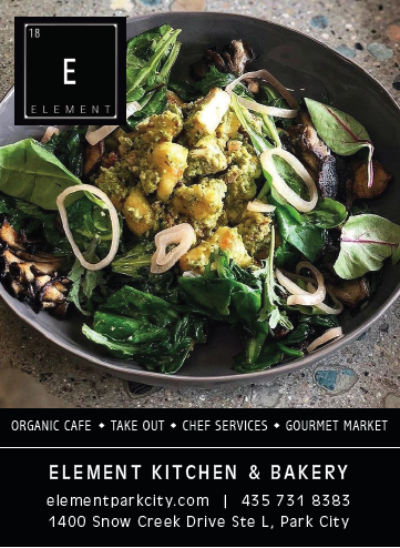 Element Kitchen and Bakery - Park City