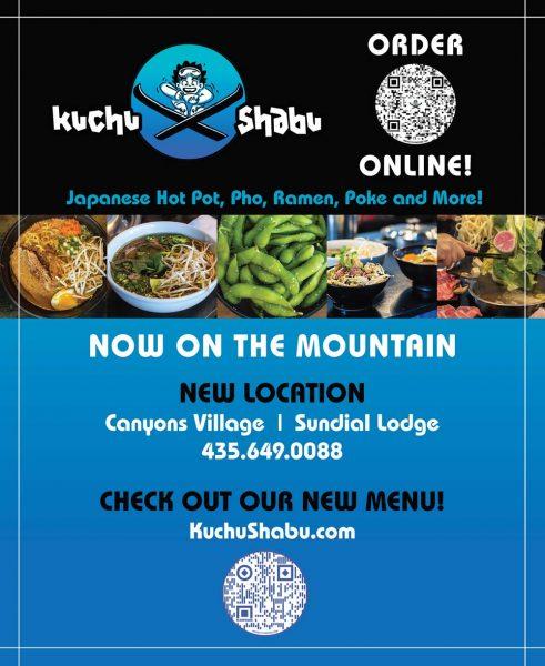 Kuchu Shabu – Kimball Junction Park City