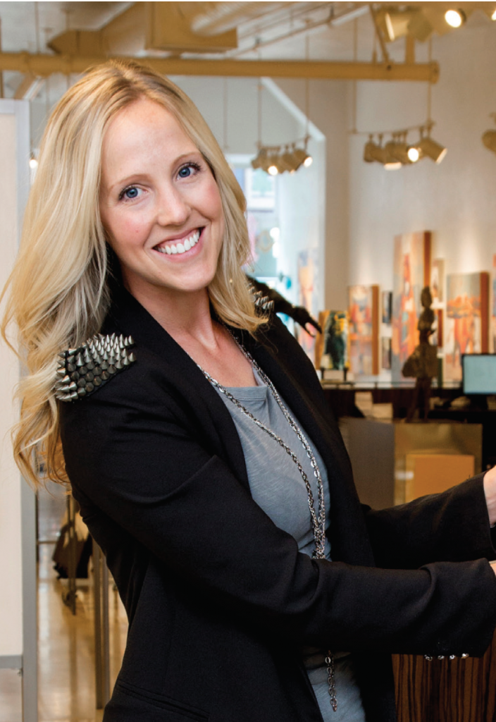 Gallery Mar Owner, Maren Mullin