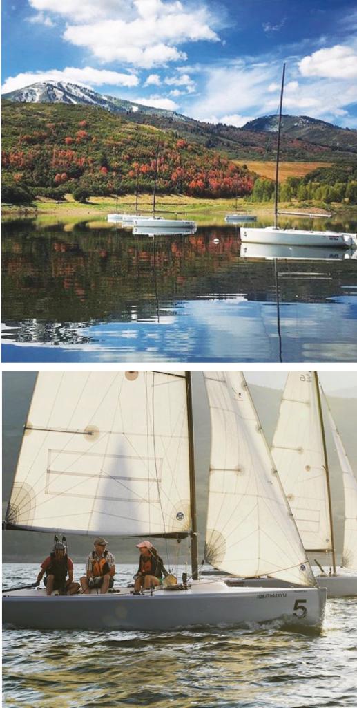Park City Sailing Association - Jordanelle Reservoir