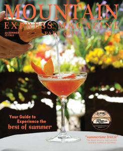Mountain Express Magazine - Park City - Summer 2019