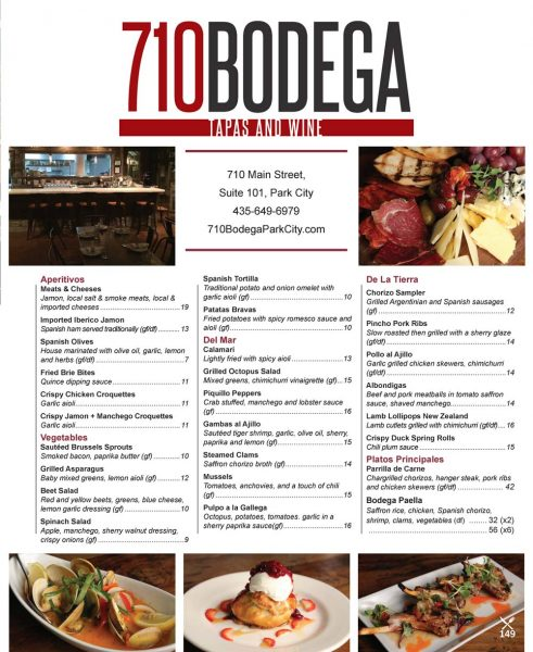 710 Bodega – Bodega on Main Street