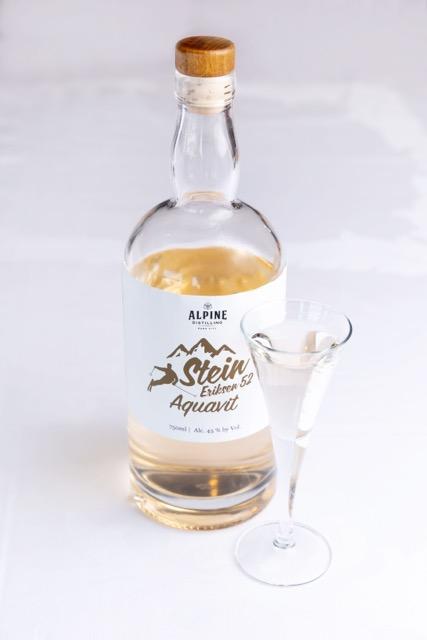 Stein Eriksen Aquavit by Alpine Distillery