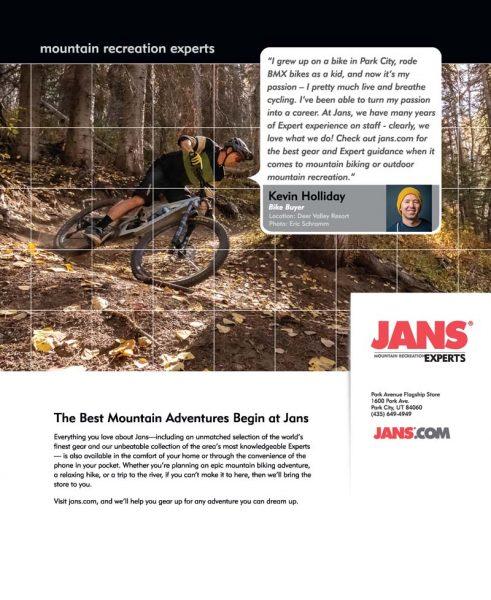 Jans – Mountain Recreation Experts