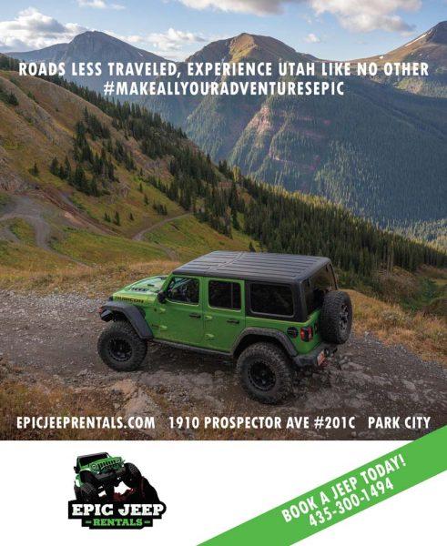 Epic Jeep Rentals