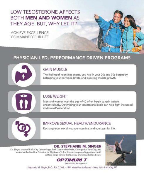 Dr. Stephanie  Singer – Park City Medesthetix