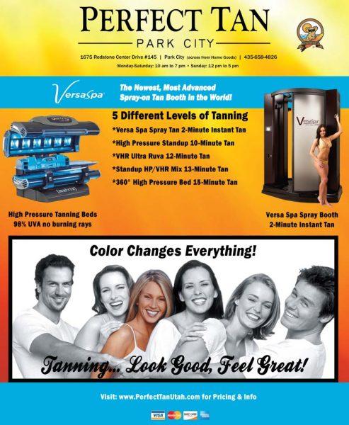 Perfect Tan – Park City