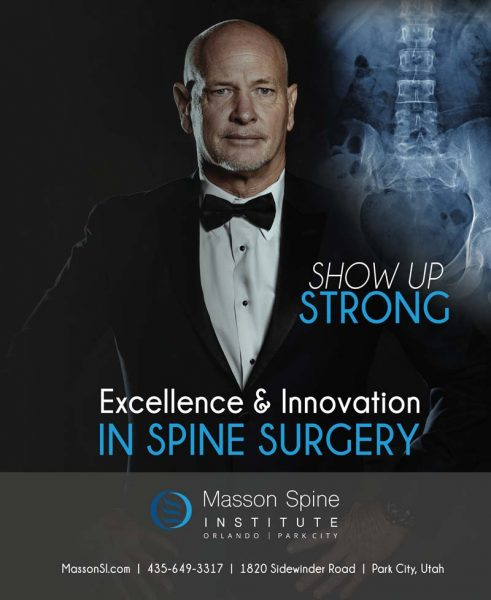 Masson Spine Institute – Dr Robert Masson