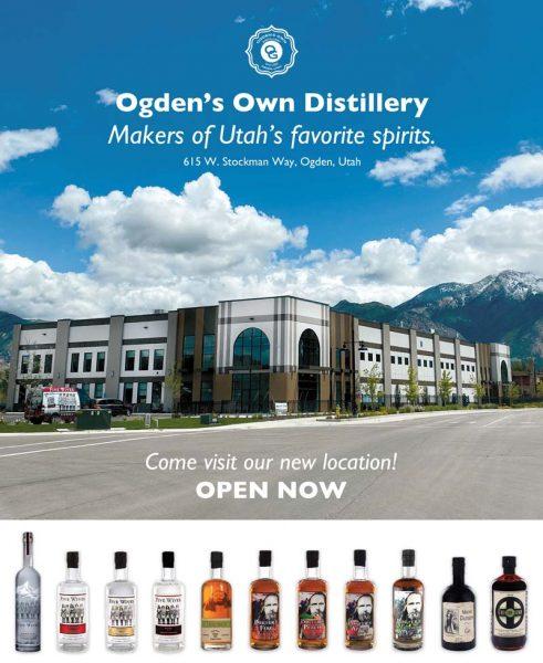 Ogden's Own Distillery