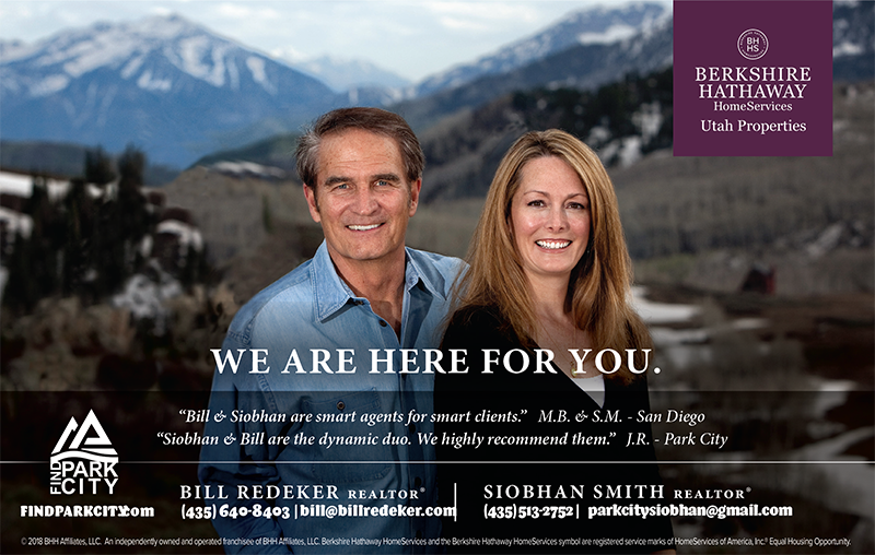 Berkshire Hathaway – Bill Redeker and Siobhan Smith