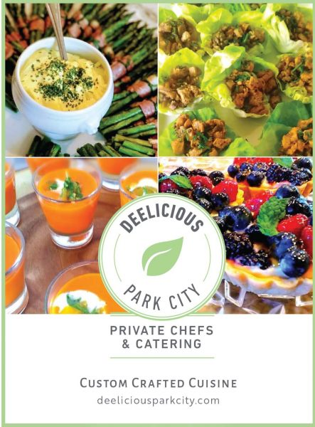 Delicious Park City – Private Chefs and Catering