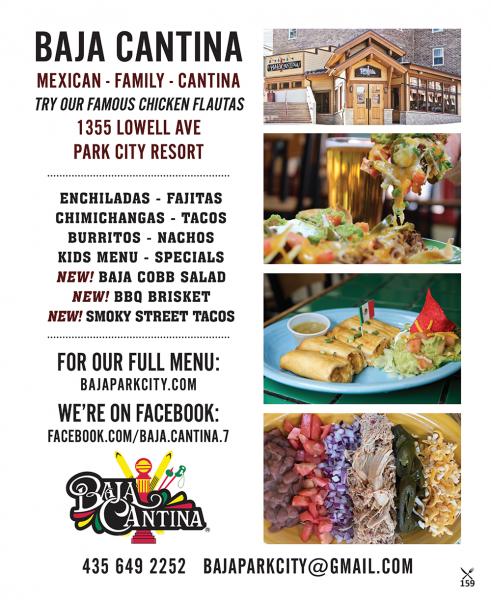 Baja Cantina