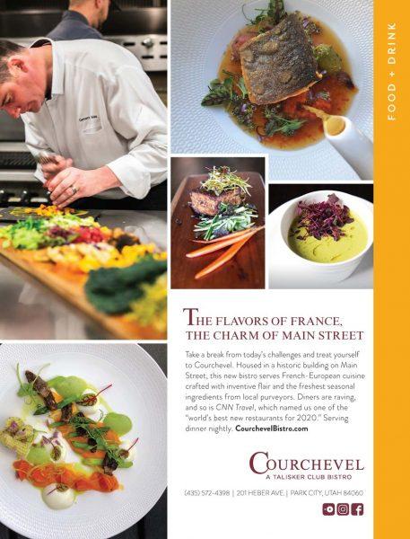 Courchevel – A Talisker Club Bistro