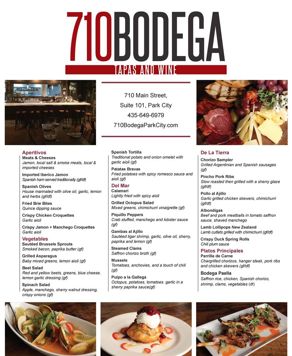 710 Bodega – Bodega on Main Street