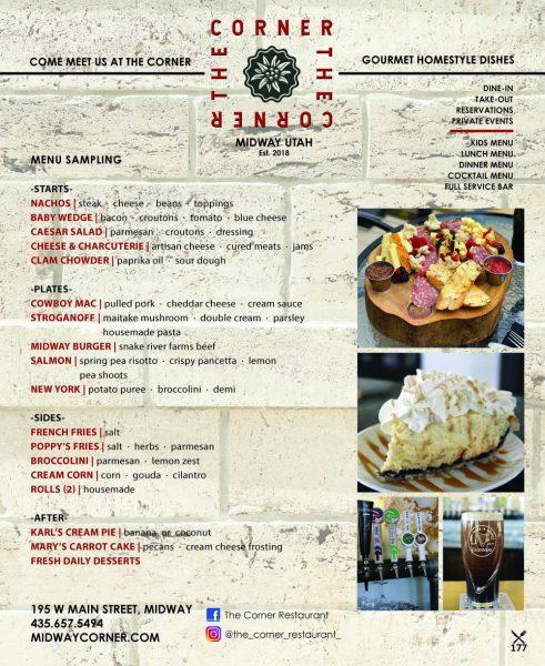 The Corner Restaurant – Midway Dining