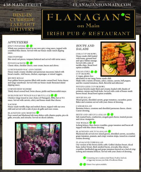 Flanagan's Irish Pub – Main Street Park City