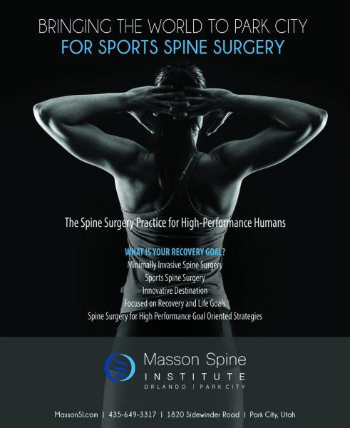 Masson Spine Institute – Dr Robert Masson
