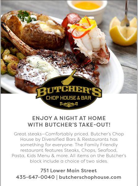 Butcher's Chop House & Bar – Main Street