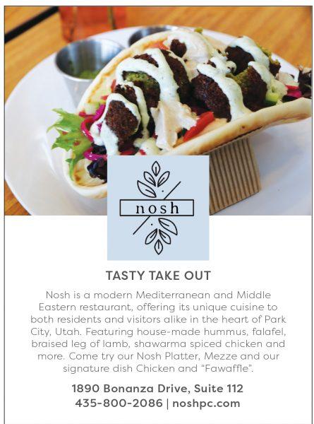 Nosh – Park City Mediterranean Restaurant