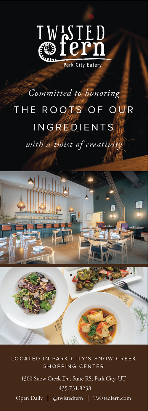 Twisted Fern – Park City Eatery