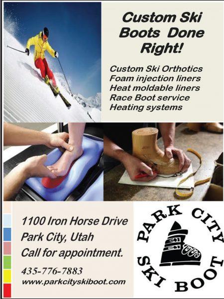 Park City Ski Boot