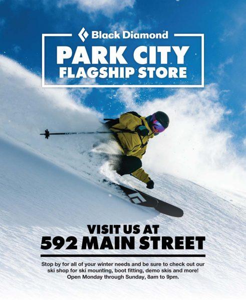 Black Diamond Park City Flagship Store