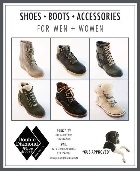 Double Diamond Shoe Store