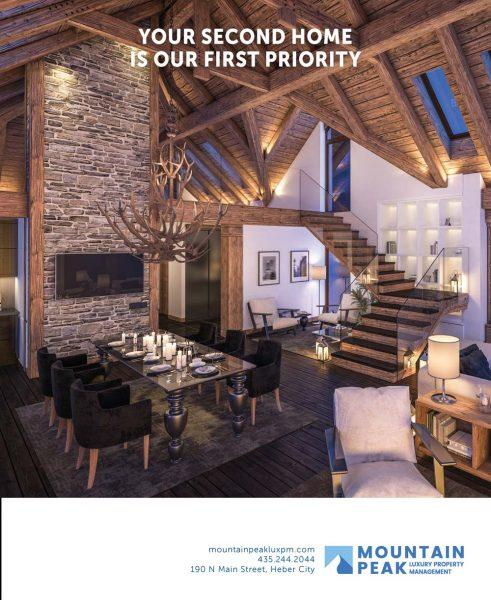 Mountain Peak Luxury Property Management
