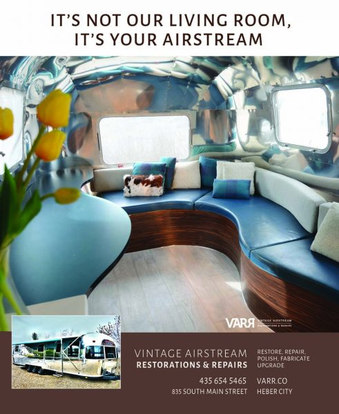 VARR Vintage Airstream Restoration & Repairs